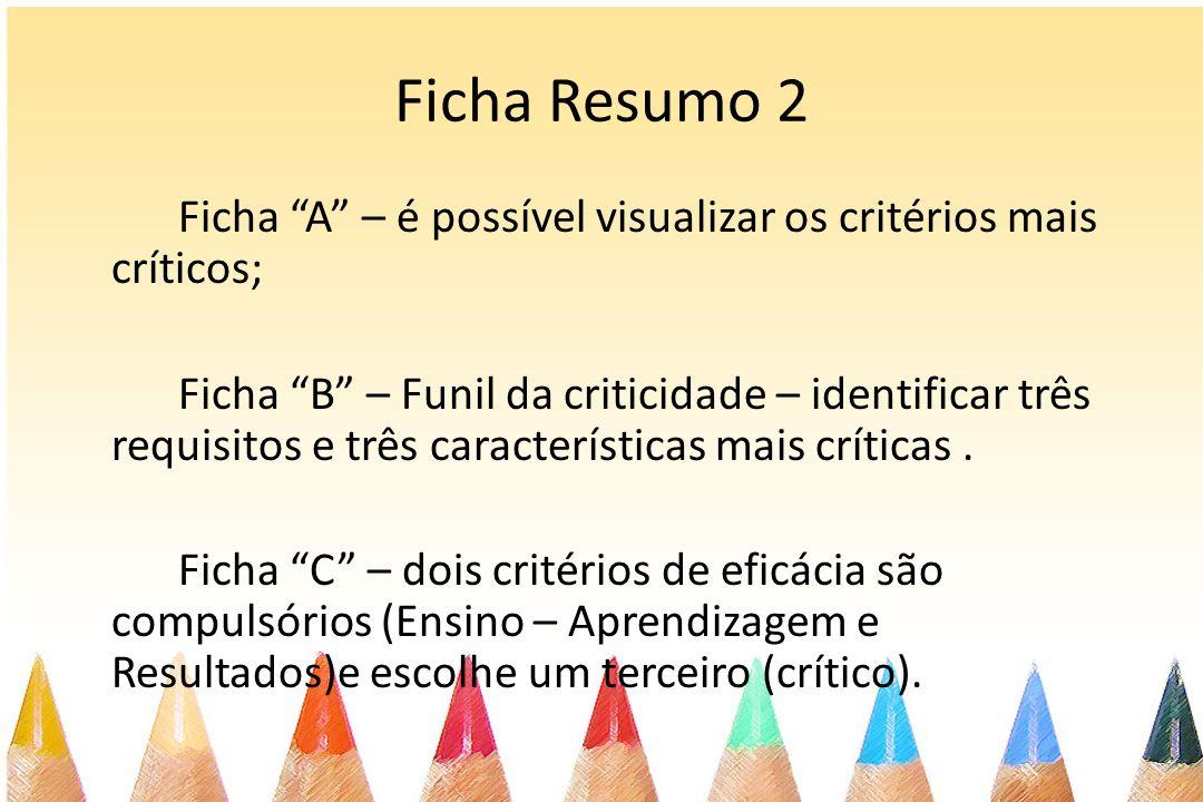 Ficha Resumo 2