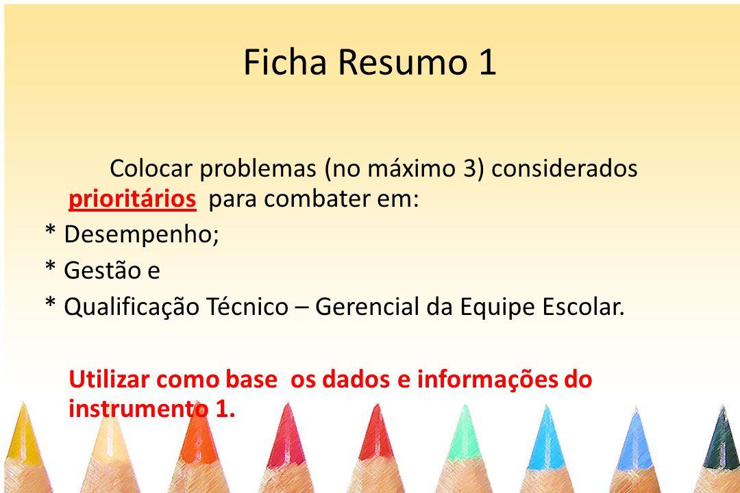 Ficha Resumo 1