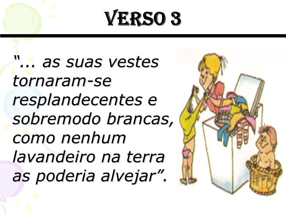 Verso 3 ...