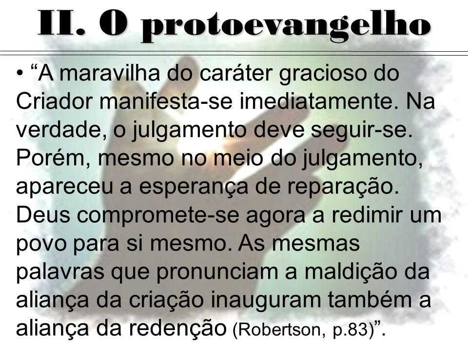 II. O protoevangelho