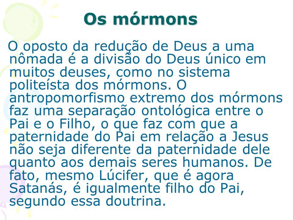 Os mórmons