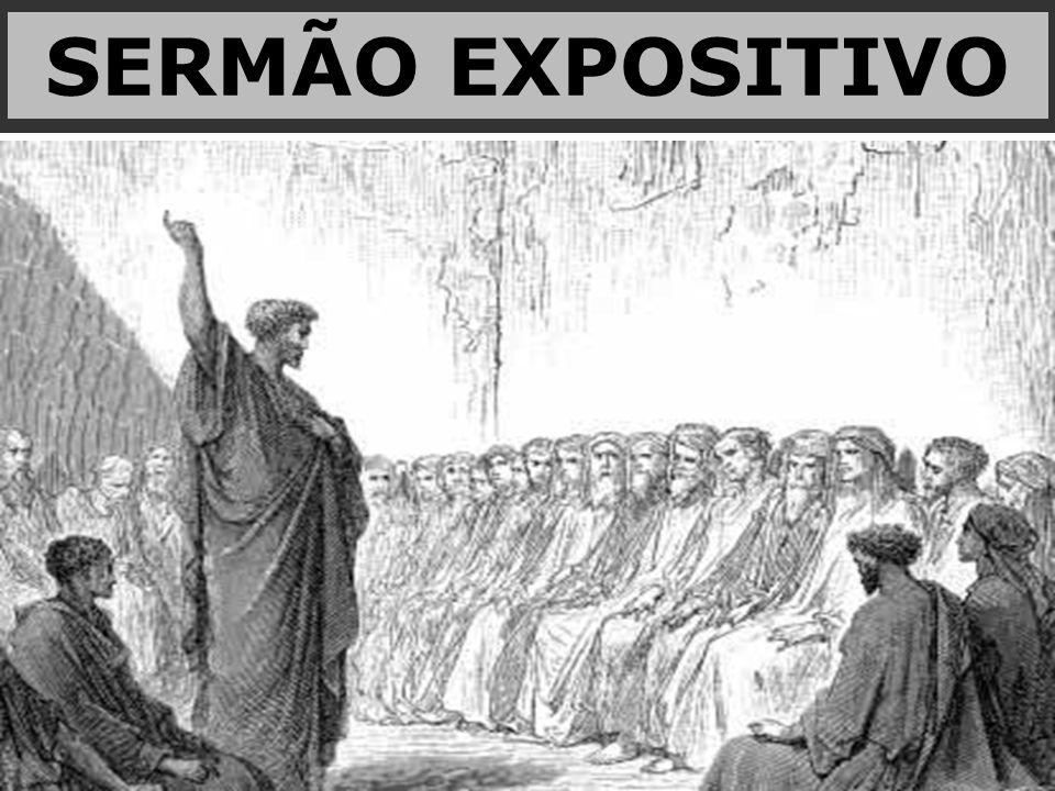 SERMÃO EXPOSITIVO