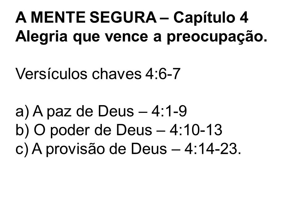 Descubra A Alegria De Deus Nestes 5 Versículos: SERMÃO EXPOSITIVO.