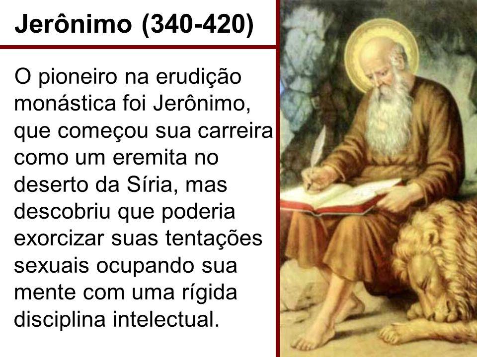 Jerônimo (340-420)