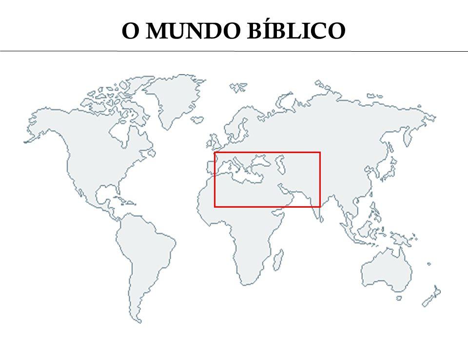 O MUNDO BÍBLICO