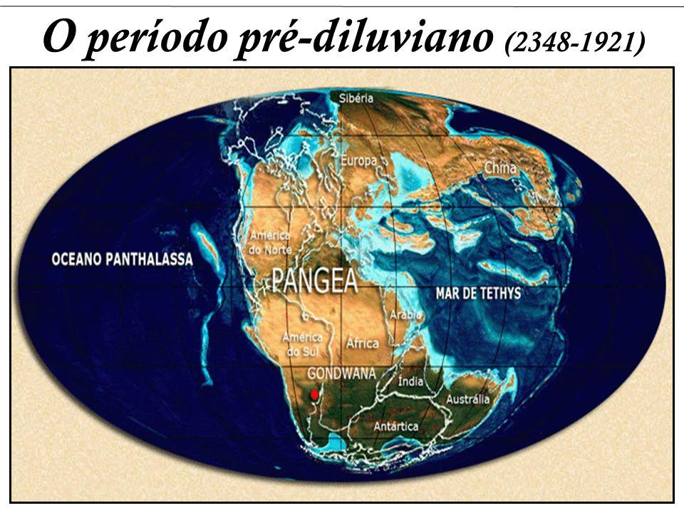 O período pré-diluviano (2348-1921)