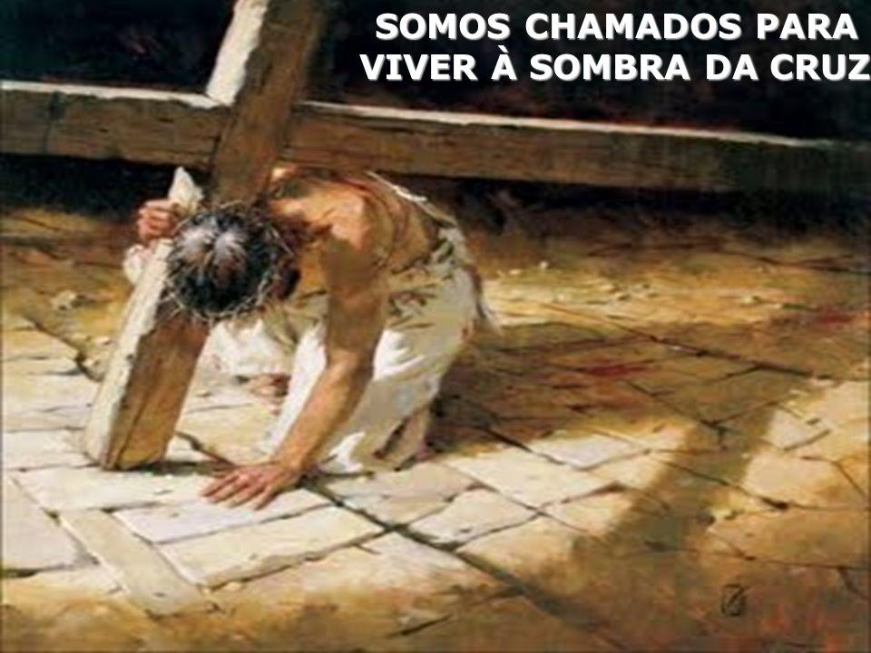 SOMOS CHAMADOS PARA VIVER À SOMBRA DA CRUZ