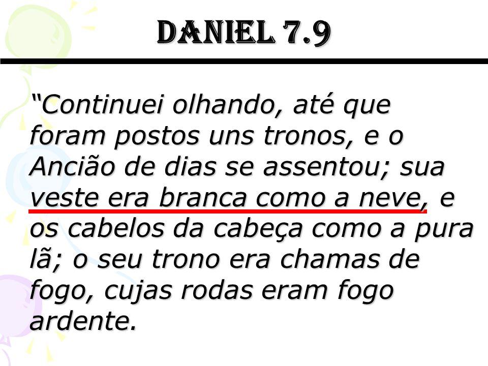 Daniel 7.9