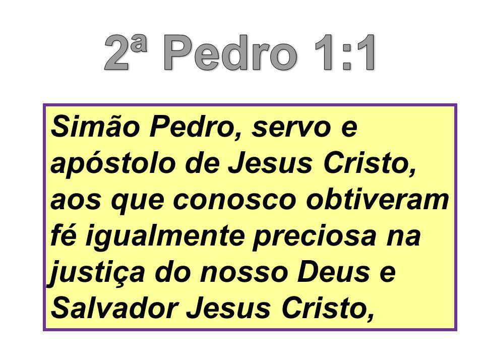 2ª Pedro 1:1