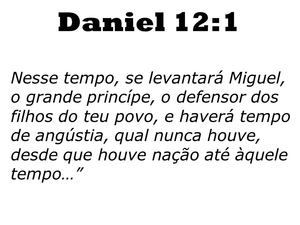 Daniel 12:1