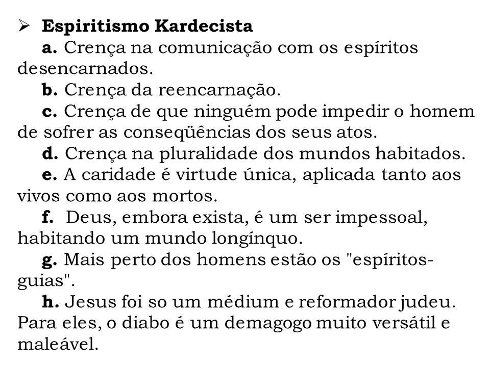 Espiritismo Kardecista