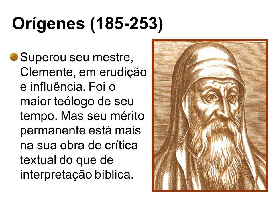 Orígenes (185-253)