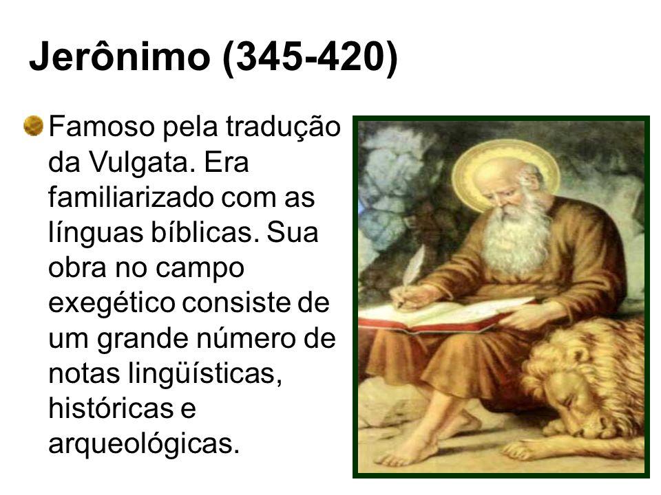 Jerônimo (345-420)