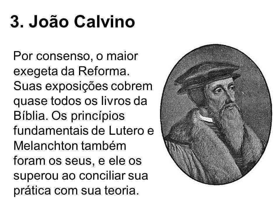 3. João Calvino