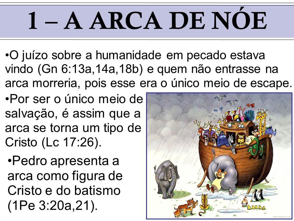 1 – A ARCA DE NÓE