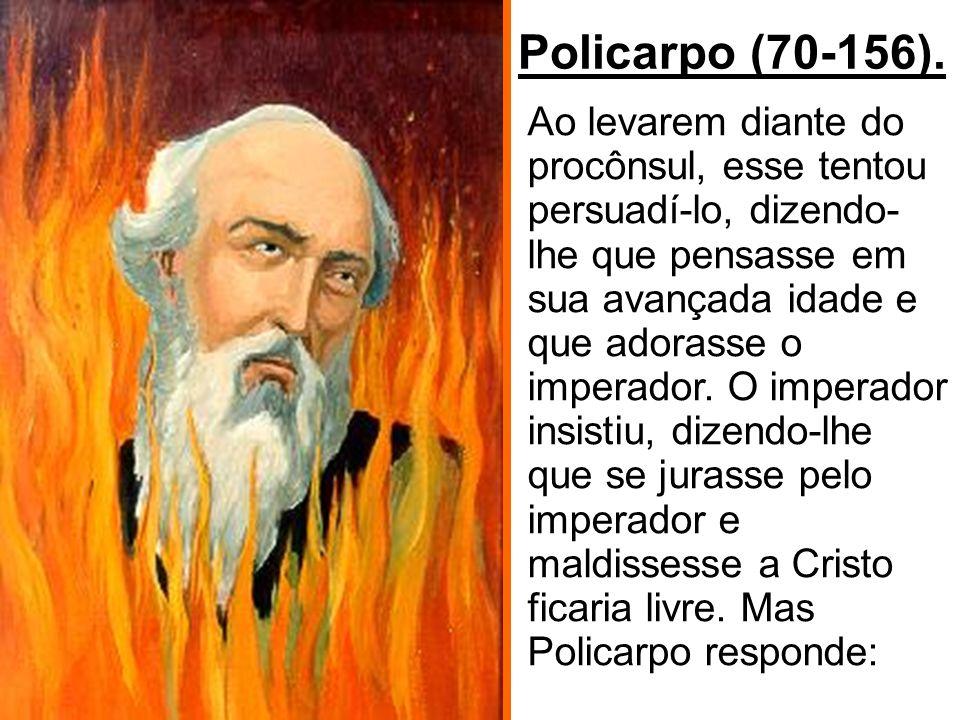Policarpo (70-156).