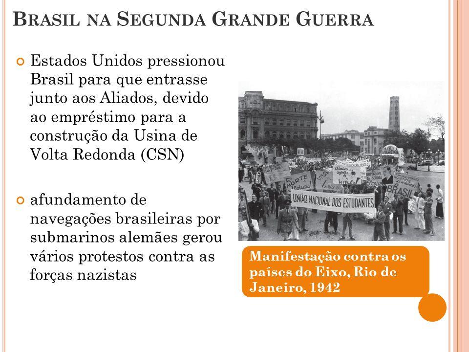 Brasil na Segunda Grande Guerra