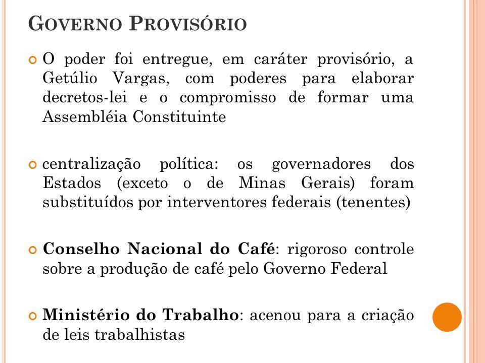 Governo Provisório