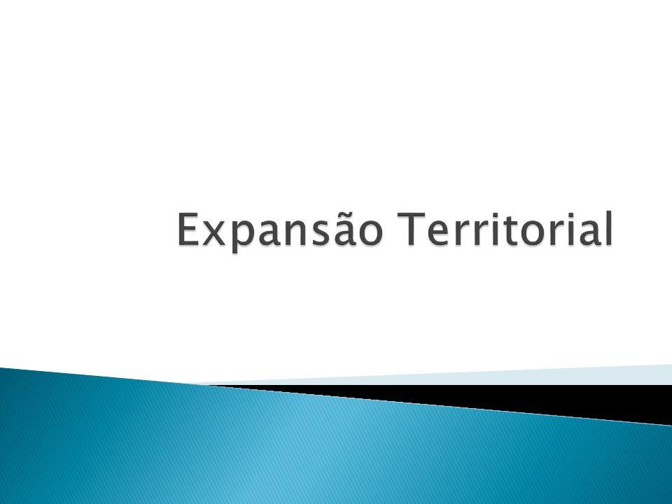 Expansão Territorial