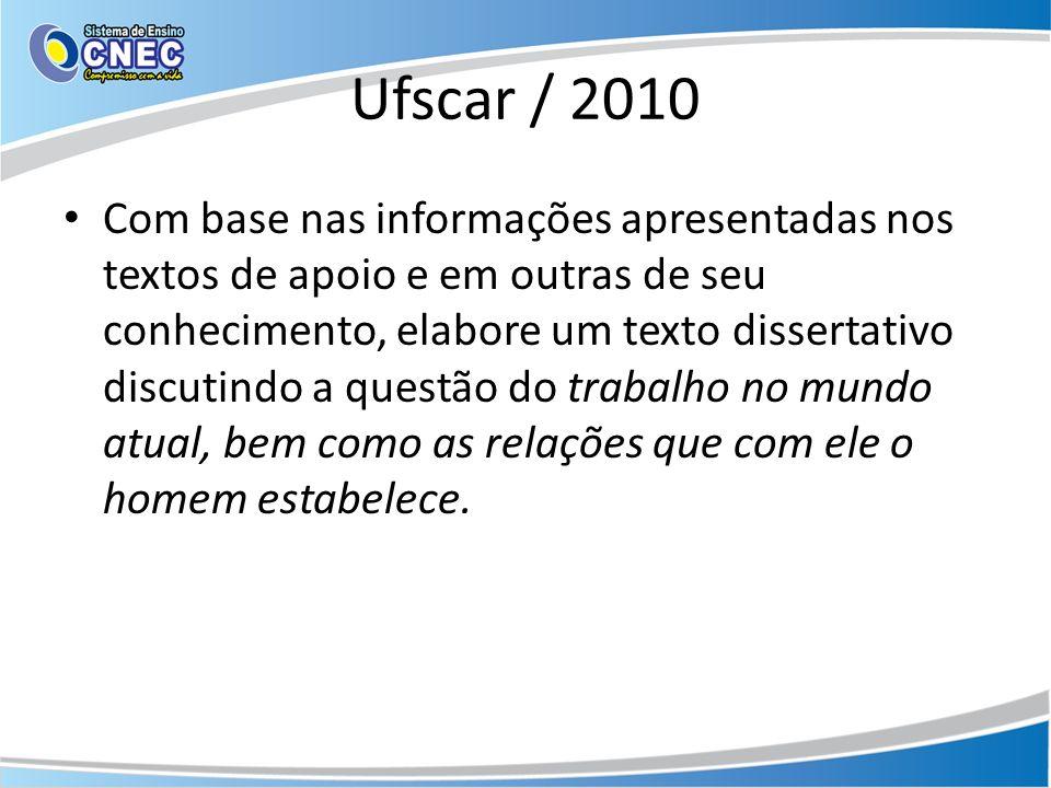 Ufscar / 2010