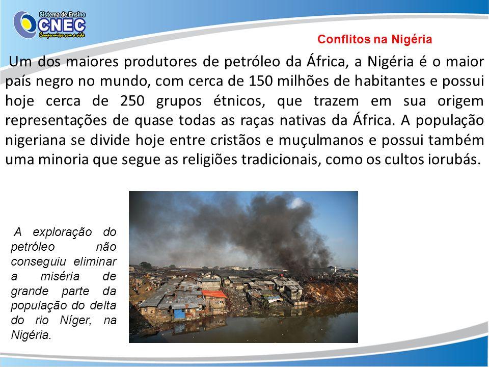 Conflitos na Nigéria