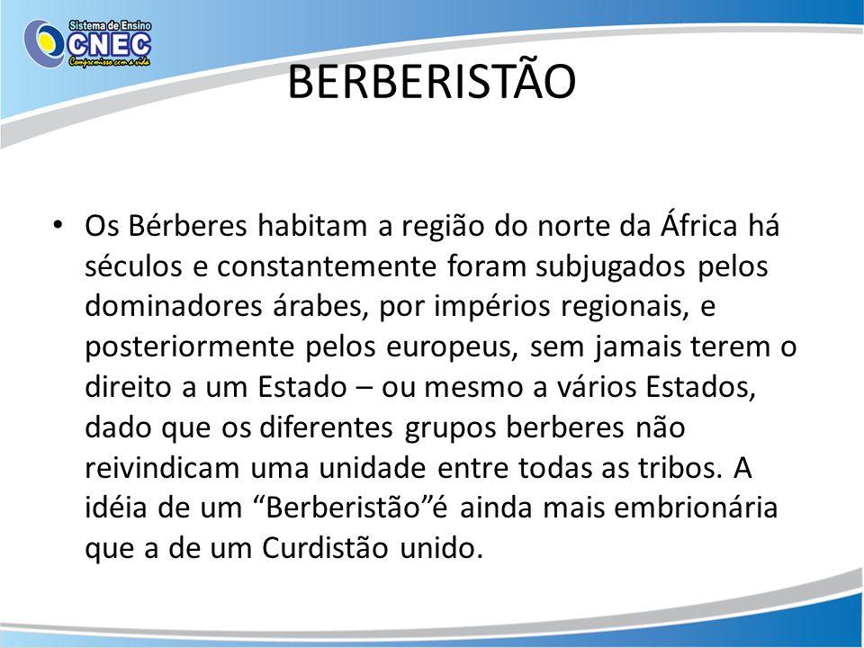 BERBERISTÃO