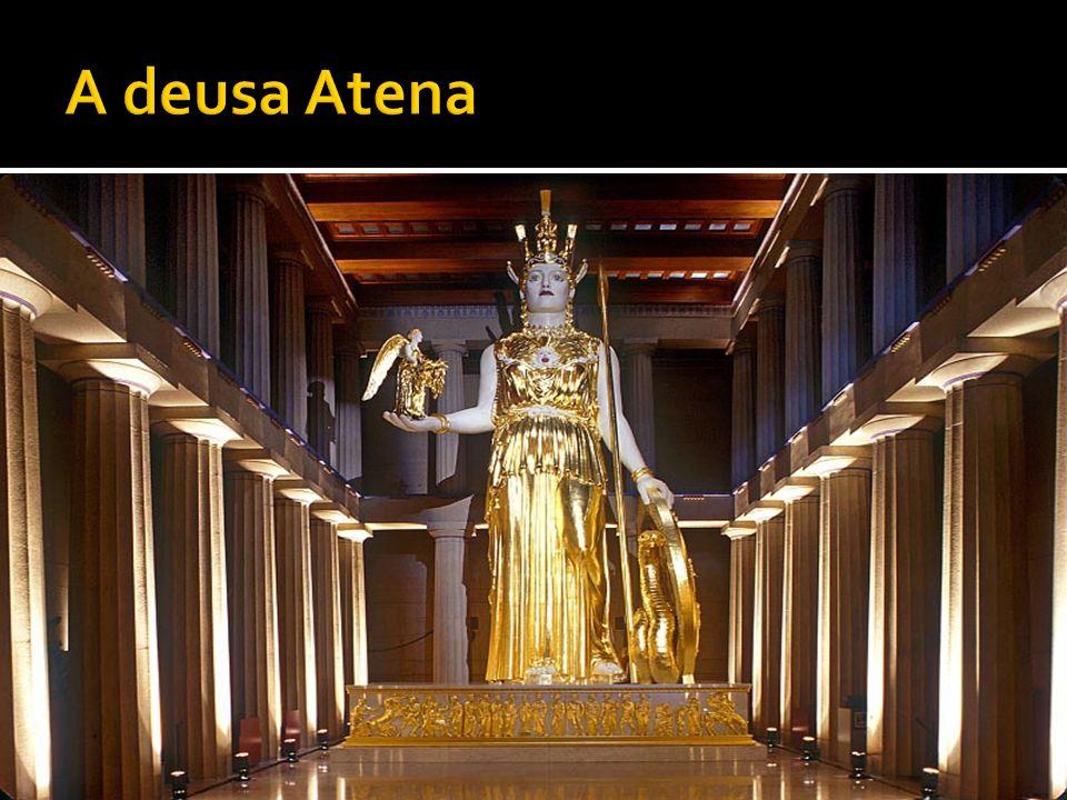 A deusa Atena