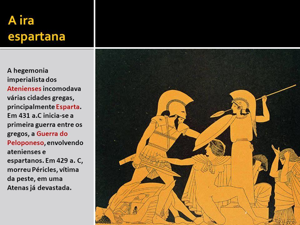 A ira espartana