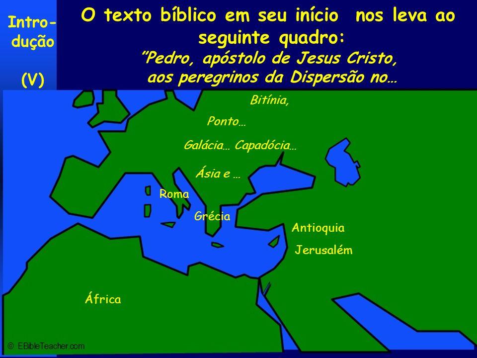 O texto bíblico em seu início nos leva ao seguinte quadro: