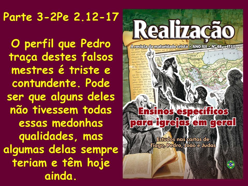 Parte 3-2Pe 2.12-17