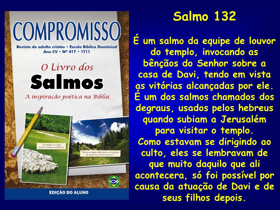 Salmo 132