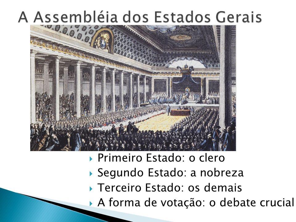 A Assembléia dos Estados Gerais