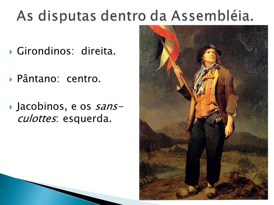 As disputas dentro da Assembléia.