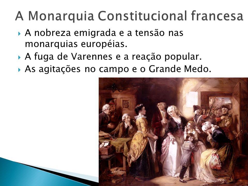 A Monarquia Constitucional francesa