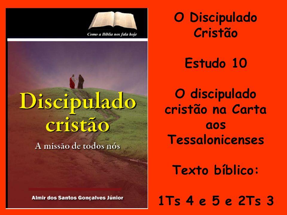 O discipulado cristão na Carta aos Tessalonicenses