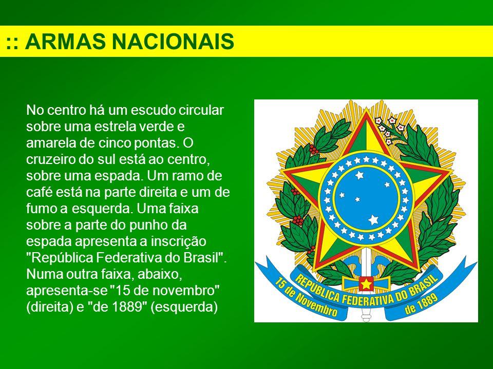 :: ARMAS NACIONAIS