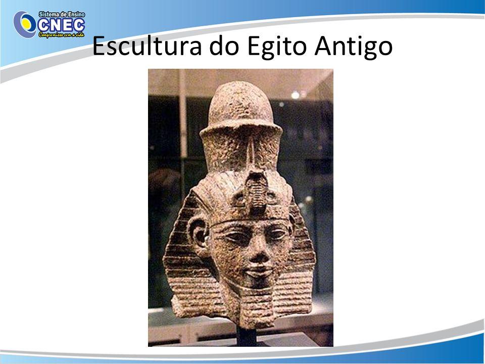 Escultura do Egito Antigo