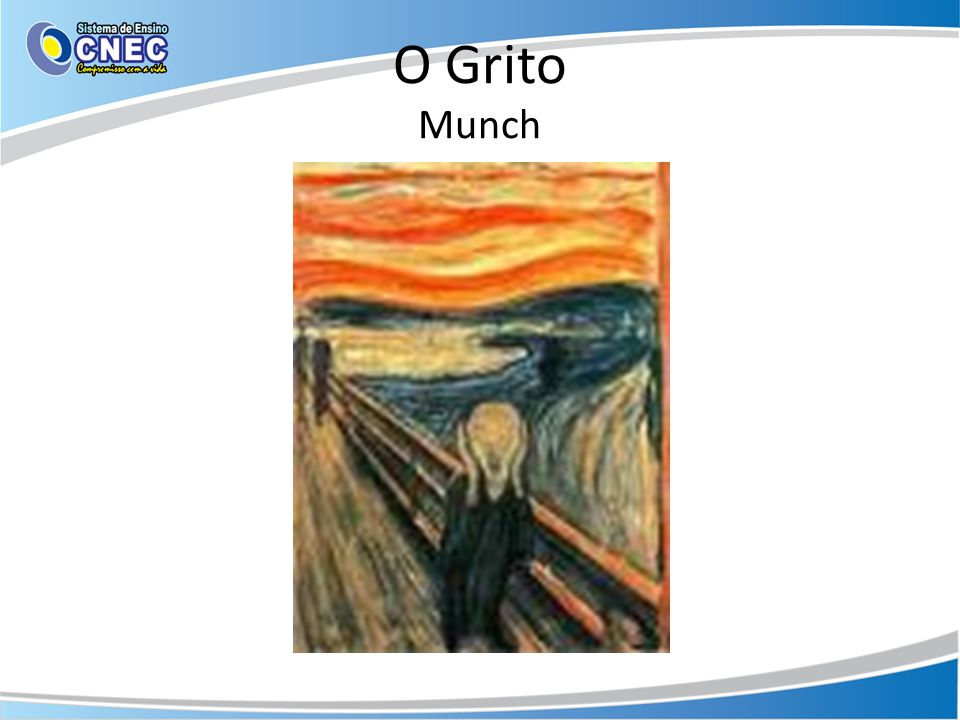 O Grito Munch