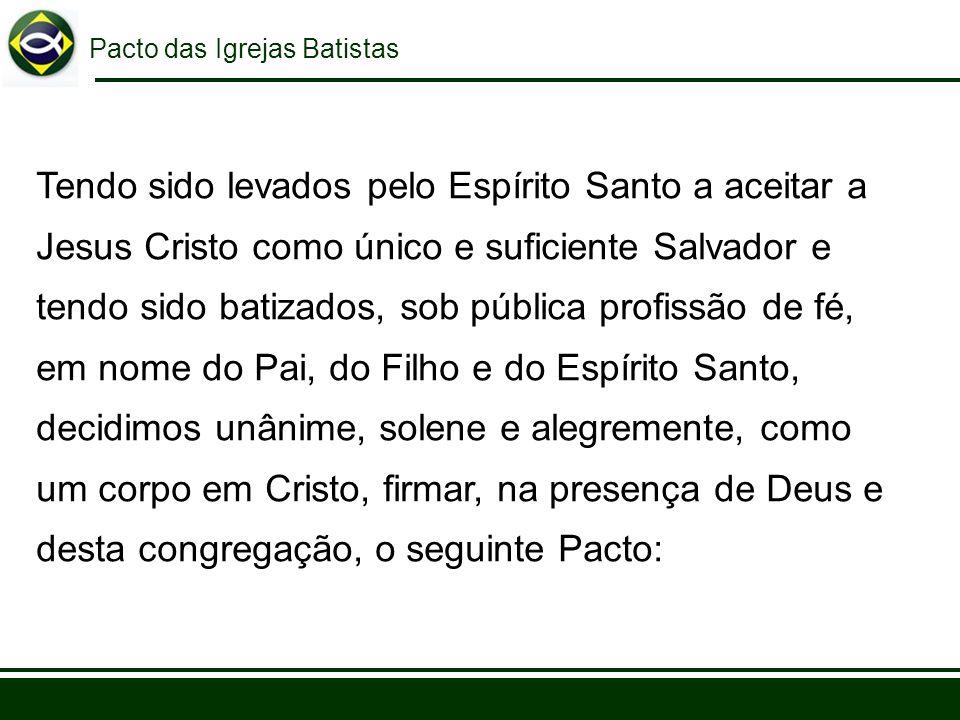 Pacto das Igrejas Batistas