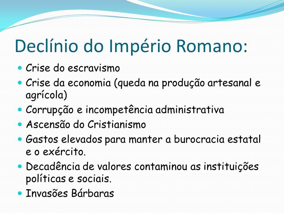 Declínio do Império Romano: