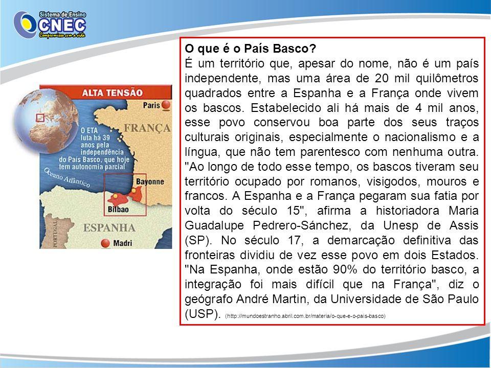 O que é o País Basco