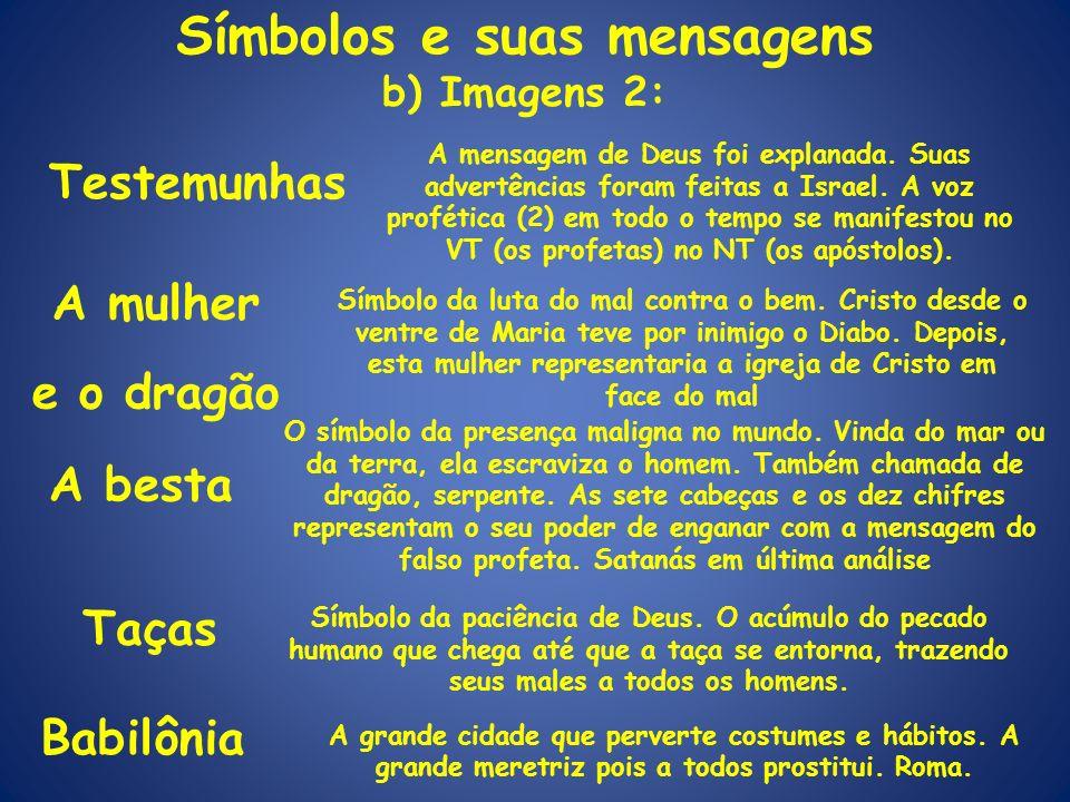 Símbolos e suas mensagens