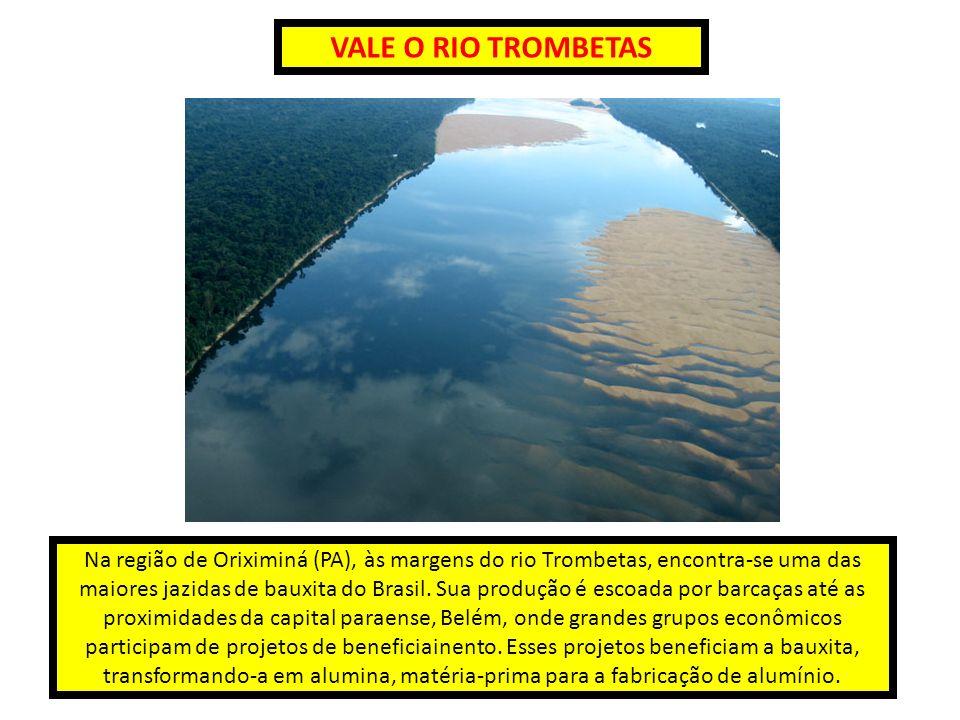 VALE O RIO TROMBETAS