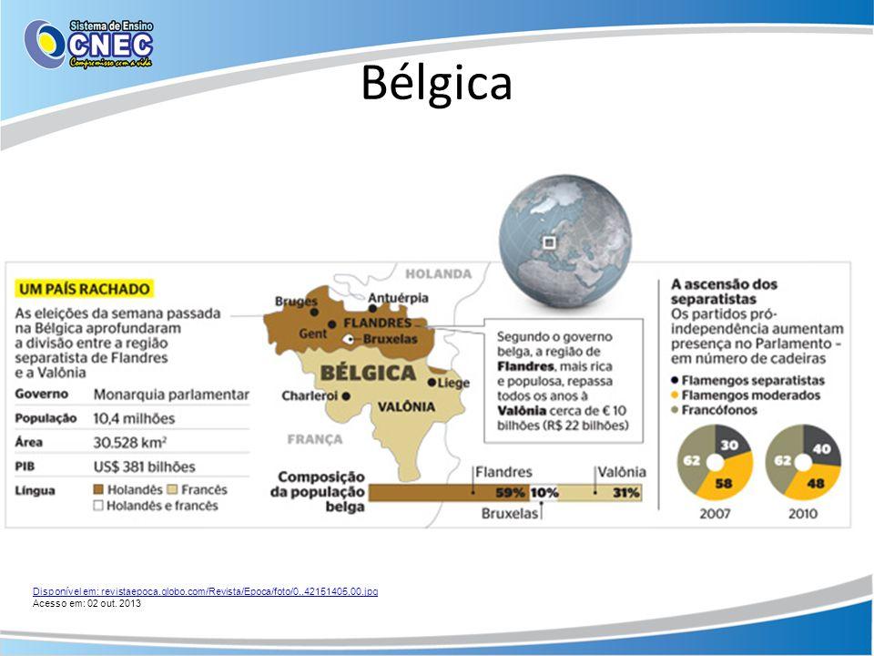 BélgicaDisponível em: revistaepoca.globo.com/Revista/Epoca/foto/0,,42151405,00.jpg.