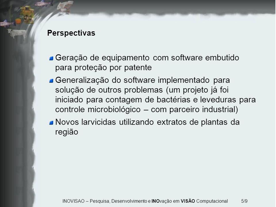 Geração de equipamento com software embutido para proteção por patente
