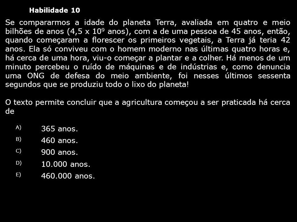Habilidade 10