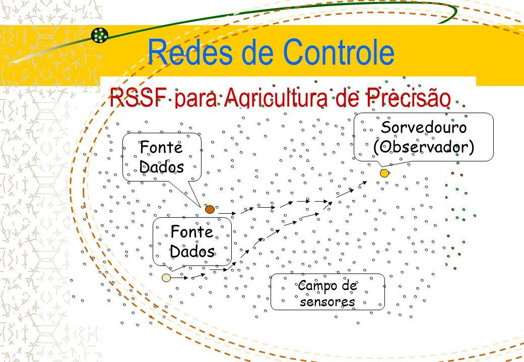 RSSF para Agricultura de Precisão