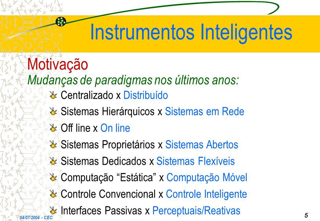 Instrumentos Inteligentes