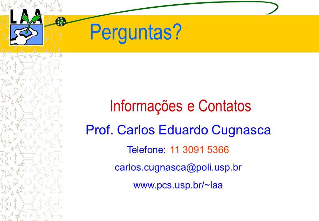 Prof. Carlos Eduardo Cugnasca