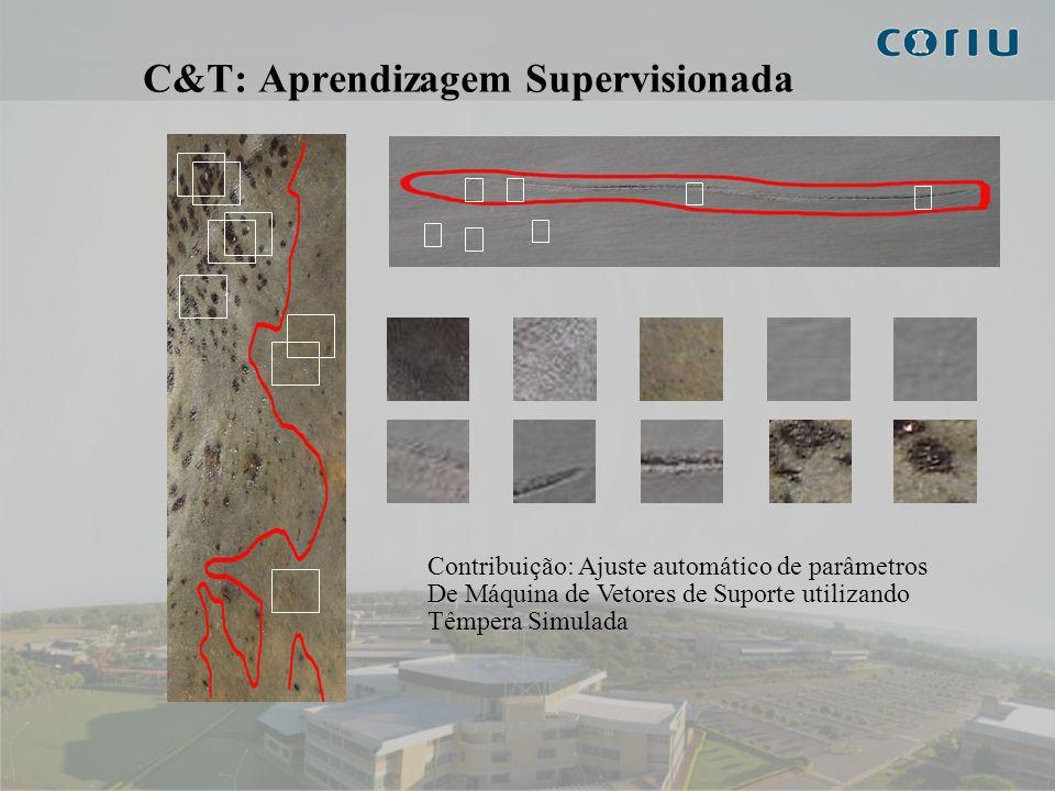 C&T: Aprendizagem Supervisionada